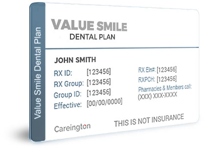 Unitas-Value-Smile-Dental-Plan-ID-Card